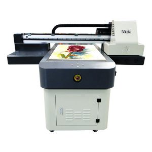 professionella pvc kort digitala UV-skrivare, a3 / a2 uv flatbed skrivare