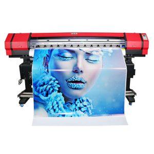 brett format 6 färger flexo banner klistermärke lösningsmedel bläckstråleskrivare