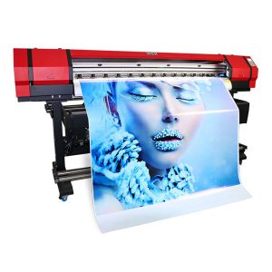 fullfärg eco-lösningsmedel bredformat bläckstråleskrivare