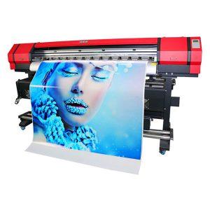 digital plakat tapeter bil pvc kanfas vinyl klistermärke utskrift maskin