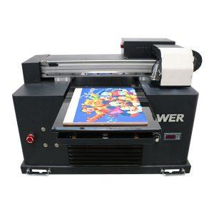 a2 a3 storformat digitalt bläckstråleskrivare UV flatbed skrivare