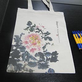 Tygväska utskrift ur A2 t-shirtskrivare WER-D4880T