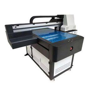 a1 6090 direktstrål UV-skrivare för glasmetall keramiska träkortspennmaterial
