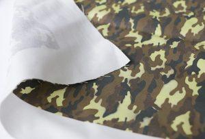 Textilprov 3 av digital textilmaskin WER-EP7880T