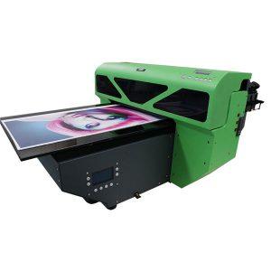 dx7 skrivhuvud digital a2 storlek UV flatbädd skrivare